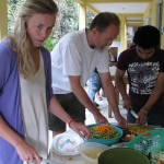 Guatemala Cooking Lesson at Spanish School Jardin de America