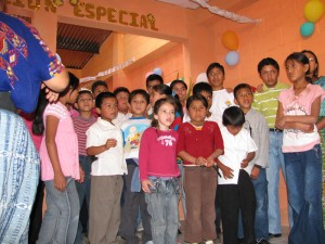 caminos-de-esperanza volunteer