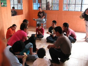 social-project at Atitlan Spanish School